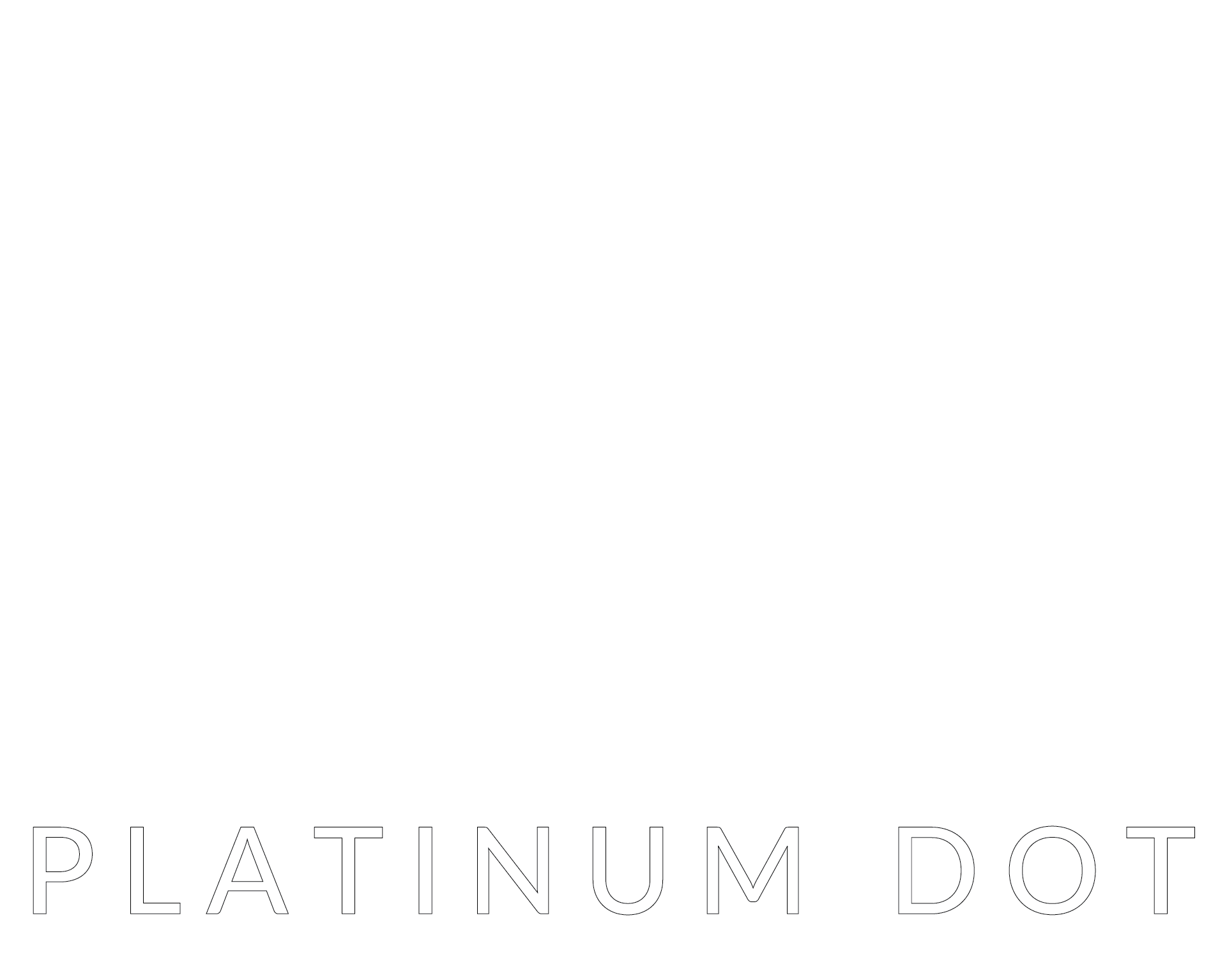 platinum dot